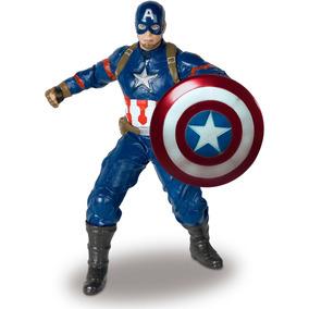 Boneco Capitão América Avengers Gigante 46cm - Mimo