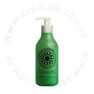 Keraliss Shampoo Reparador Con Aceite De Coco 250 Ml