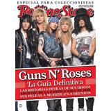 Rolling Stones Bookzine Guns N Roses Junio 17