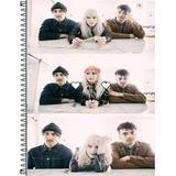 Caderno Paramore 96 Folhas #1