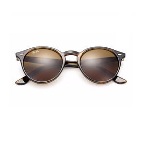 Ray Ban Rb2180 710/73 Round Stylish Óculos De Sol Tam 4,9 Cm
