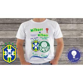 449941fbfd Mundo Palmeiras - Camisetas Manga Curta no Mercado Livre Brasil