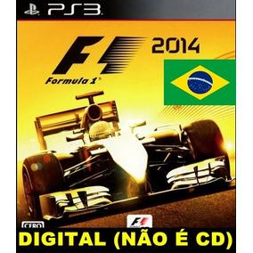 Formula 1 2014 F-1 Ps3 Totalmente Português Corrida Promoção