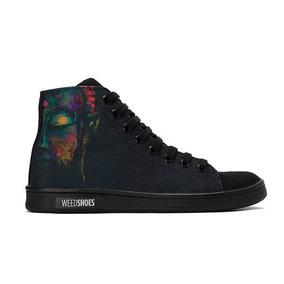 Zapatilla Weed Shoes Mandala Art W04
