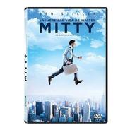 La Increíble Vida De Walter Mitty   Dvd Nuevo