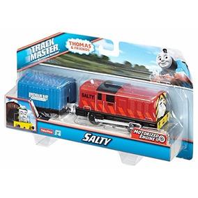 Thomas Y Sus Amigos Trackmaster Salty Tren Pilas