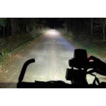 Lámpara Portatil 6000 Lumens 4 Leds Para Paseos Nocturnos