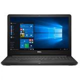 Notebook Dell Intel I5 7200u + Led Hd 15.6 + 1tb + 8gb + W10