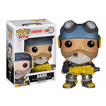 Funko Pop Games Hank 39 Evolve