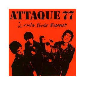 Attaque 77 - El Cielo Puede ( Vinilo Lp ) ( Zona Once )