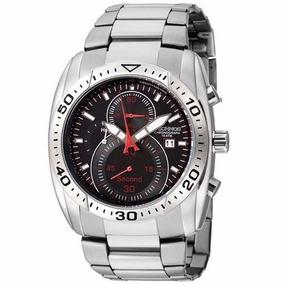 Relógio Technos Skymaster Os10au/1r Cronógrafo - Original