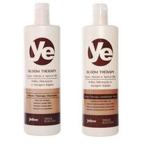 Kit Yellow Bloom Therapy Shampoo & Máscara Condicionadora