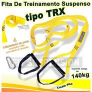 Fita De Treinamento Suspenso-funcional-pilates-kit Tipo Trx