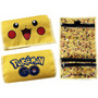 Cartuchera Pokemon Go / Pikachu / Plegable 3 Divisiones /