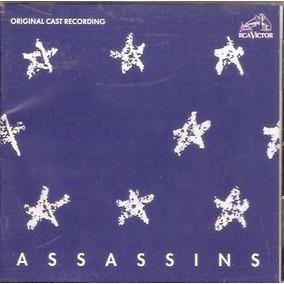 Cd Assassins - Original Cast Recording - Importado - Semi