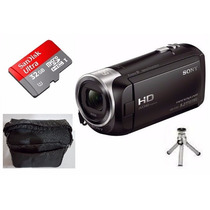 Filmadora Sony Hdr-cx405 Full Hd Zoom Digital 350x+brindes