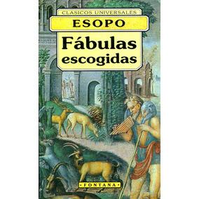Fabulas Escogidas - Esopo / Fontana