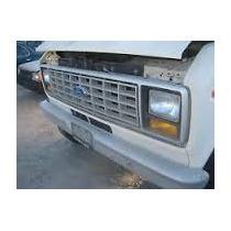 Parrillas Ford Van Econoline