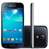 Samsung I9192 Galaxy S4 Mini Duos Preto Original | Vitrine