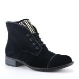 Promoção Bota Ankle Boot Coturno Feminino Via Marte 16-3601