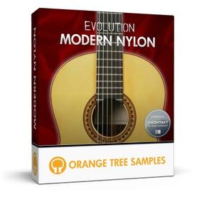 Orange Tree Samples Evolution Modern Nylon Violão De Nailon
