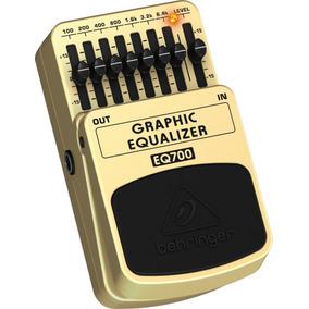 Pedal Behringer Equalizador Gráfico Eq700 Promoção!