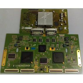 Tarjeta T-con Sony Kdl-46xbr4 404652hhc8lv1.8