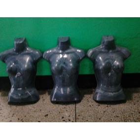Maniqui Exhibidor Ropa Femenina Bustos
