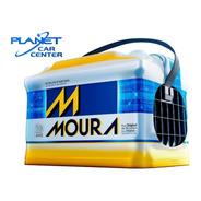 Bateria Moura 12x65 Vw Gol Saveiro Nafta Colocada En Zona