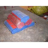 Fibra Plastica Pet Para Hacer Escobillones 18 Cm X Kg