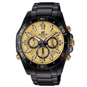 Relógio Casio Edifice Cronógrafo Analógico Masculino Efr-534