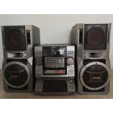 Espectacular Equipo De Sonido Sony Lbt-xg80 Clásico 7000 W