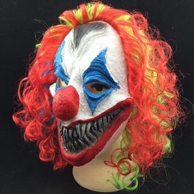 Máscaras Látex Palhaço Assassino