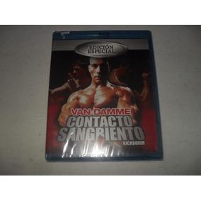 Contacto Sangriento 2 Bluray Nuevo Sellado Van Damme