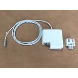 Cargador Magsafe 60 W + Adaptador De Corriente Macbook Pro