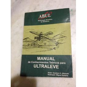 Manual De Conhecimentos Teóricos Para Ultraleve Abul