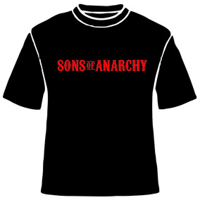 Camiseta Sounds Of Anarchy