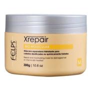 Felps Máscara Xrepair Bio Molecular 300g + Brinde