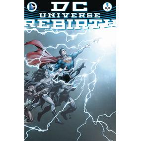 Dc Universe Rebirth 1