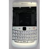 Pearl Blanco Completo Para Blackberry Bold 9700 W / Teclado