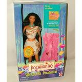 Boneca Princesa Disney Pocahontas - Sun Colors ! Rara