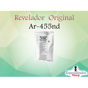 Revelador Original Sharp Mxm450 Mxm355 Arm355 Toner Chip
