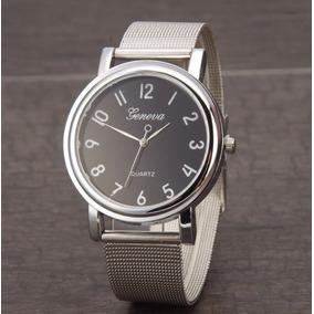 Reloj Geneva Acero Inoxidable