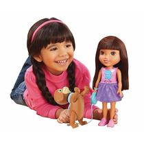 Dora La Exploradora Y Su Perrito Interactivo