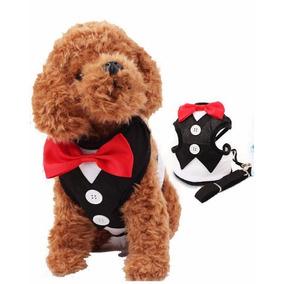 Traje Negro Smoking Mascota Perro Elegante $250 Envio Gratis