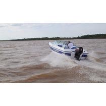 Traker ,robinson Fishing 530 Liquido Casco Nuevo Solo.......
