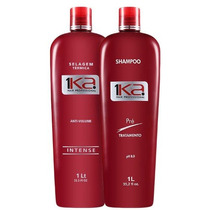 1ka Hair Anti-volume Kit 2x1000ml