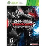 Tekken Tag Tournament 2 Xbox 360- Xbox One