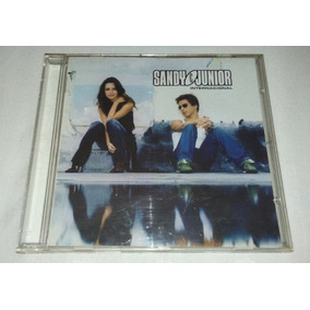 Cd Sandy & Junior Jr - Internacional 2002 Love Never Fails