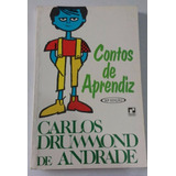 * Livro - Carlos Drummond De Andrade - Contos De Aprendiz